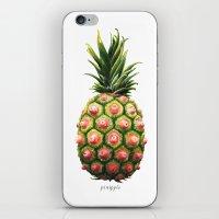 Pinipple iPhone & iPod Skin