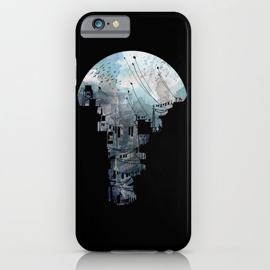 Secret Streets II iPhone & iPod Case