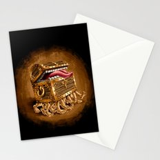 Discworld Luggage Stationery Cards