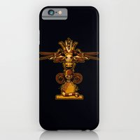 iPhone & iPod Case featuring Burtons Totem by Letter_q