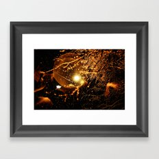 You're made of stardust Framed Art Print