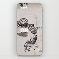 Additional poster design- The Wichcombe Experience iPhone & iPod Skin