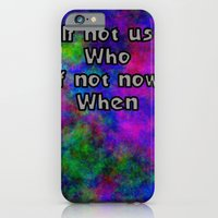 iPhone Cases featuring If by Linda Tomei