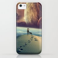 iPhone 5c Cases featuring Explorer by POP.