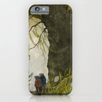 iPhone & iPod Case featuring The Wind in the Willows by Gelrev Ongbico
