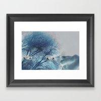 Tree Spirit Framed Art Print