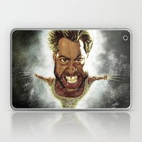 Wolverine Caricature Laptop & iPad Skin