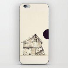 Mujer Loba iPhone & iPod Skin