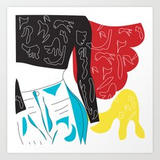 Vector Art Print
