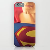 Man Of Steel  iPhone 6 Slim Case