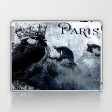 Paris Birds Laptop & iPad Skin