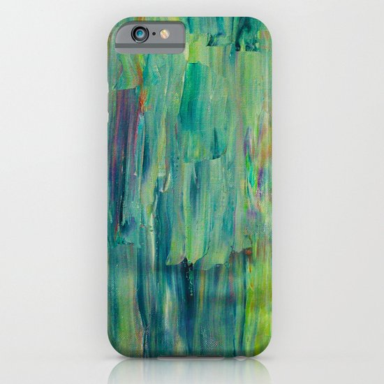 Abstract Painting 30 iPhone & iPod Case