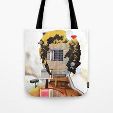 Rebuild Marilyn´s Head - THE ICON Tote Bag