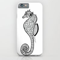 Sea Horse  iPhone 6 Slim Case