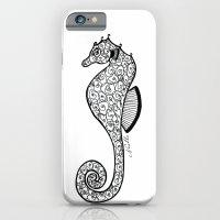 Sea Horse  iPhone 6 Slim Case