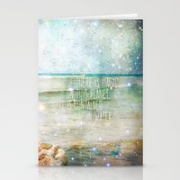 Aqua Magicae Stationery Cards