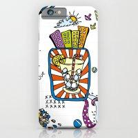 Summer Doodle iPhone 6 Slim Case