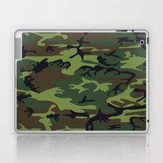 Army Camouflage Laptop & iPad Skin