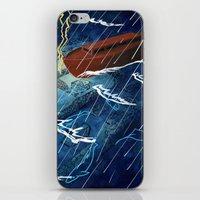 First Judgement (Noah's Ark)  iPhone & iPod Skin