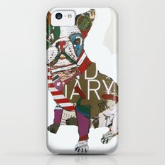boston bull iPhone 5c Slim Case