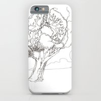 iPhone & iPod Case featuring Let It Be Like Breathing by Matt McTaggart