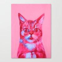 Bub - Licious Canvas Print