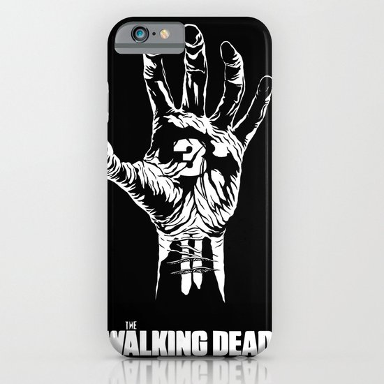 The Walking Dead 3 iPhone & iPod Case
