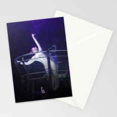 Techno Diva Stationery Cards