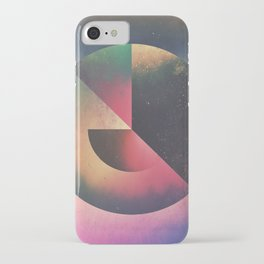 Clear iPhone Case - 1rwwwnd - Spires