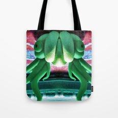 Sea Creature #3: Pool Party Tote Bag