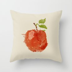 Apple 06 Throw Pillow