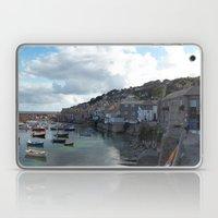 Mousehole, Cornwall Laptop & iPad Skin