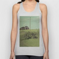 HWY 13A Ohio Road Unisex Tank Top