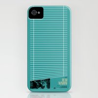 iPhone 4s & iPhone 4 Cases featuring Hitchcock: Rear Window by James Campbell Taylor