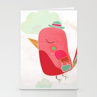 Traveller Stationery Cards