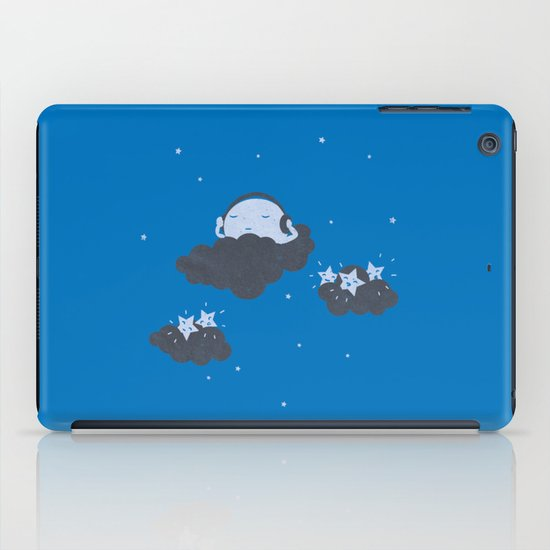 The Silent Night iPad Case