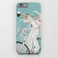 iPhone & iPod Case featuring armstrong by mauro mondin