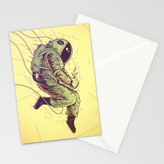 Green Mission Stationery Cards