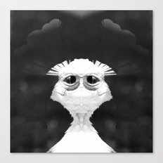 Weird in your Eyes Canvas Print
