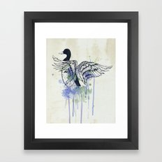 Mallard Framed Art Print