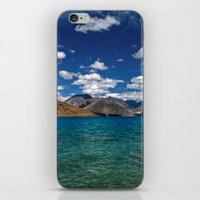 Evening Blues...Pangong Lake iPhone & iPod Skin