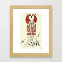 Ciavevomezzorabohmeneriv… Framed Art Print