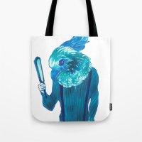 Baby Blue #1 Tote Bag