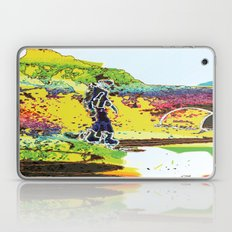 Snow Boarding Laptop & iPad Skin