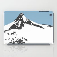 Mount Aspiring iPad Case