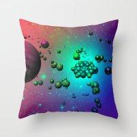 GSESO_ranRO04 Throw Pillow