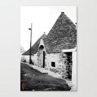 Trullo2 Canvas Print