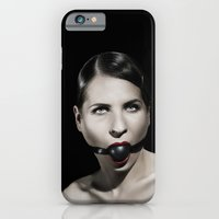 iPhone & iPod Case featuring Gag by VikaValter