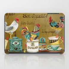 Roosters Majestic iPad Case