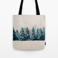 Winter & Woods Tote Bag
